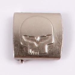 Laser Cut Brass Buckle